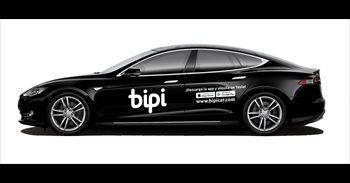 llollo Mobility lanza la app bipi que permite alquilar un Tesla