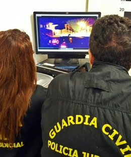 Análisis vídeo Guardia Civil