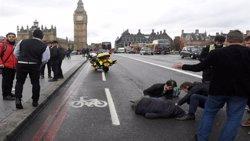 La Policia eleva a vuit els detinguts en relació amb l'atemptat de Londres (EUROPAPRESS)