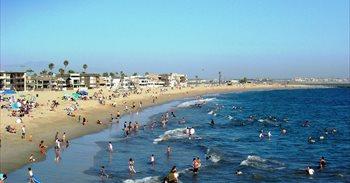 Un 'Big One' puede sumergir una zona poblada de la costa de California
