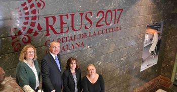 Reus y la CCMA acuerdan la difusión de los actos como Capital de la...