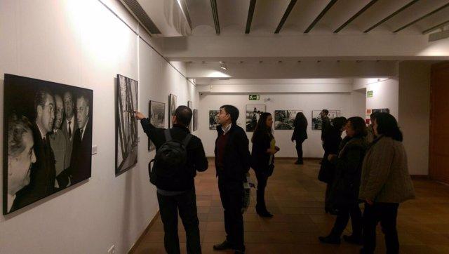 Exposición sobre el cineasta jiennense Eduardo García Maroto.