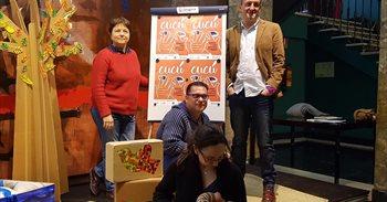 El festival de artes escénicas 'Cucú' propone introducir a niños de 0 a 3...