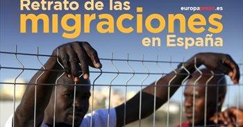 Diez años de migraciones a España: De la búsqueda de empleo al derecho de...