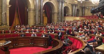 JxSí se divide en una votación sobre acciones para desalojar viviendas...