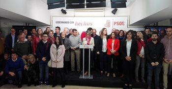 Martín y Camacho encabezan el Grupo de Apoyo a Susana Díaz de socialistas...