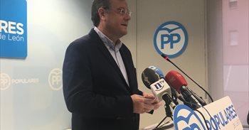 """Silván rechaza la Secretaría General y da """"absoluta libertad"""" a Mañueco"""