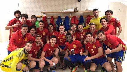 España se afina ante Dinamarca con vistas al Europeo
