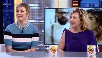 Carmen Machi y Blanca Suárez confiesan sus miedos en 'El Hormiguero'