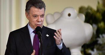 """Colombia/Venezuela.- Santos anuncia la salida """"del último soldado..."""