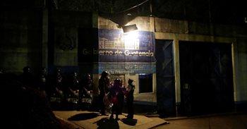 Guatemala.- Hallan el cadáver de uno de los presos del correccional de...