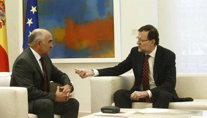 """Expresidente de Murcia Alberto Garre deja el PP acusando a Rajoy de """"inacción ante la corrupción"""""""