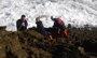 Se reanuda la búsqueda del hombre caído al mar en San Vicente de la Barquera