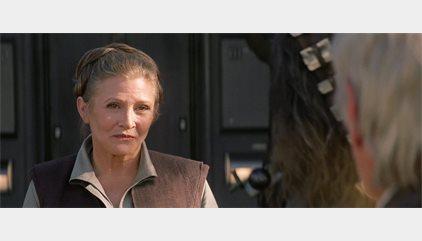 Disney asegura que no modificó el papel de Leia en Star Wars 8 tras la muerte de Carrie Fisher