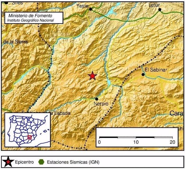 Terremoto Nerpio