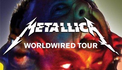 Colapso (y desesperación) en la venta de entradas para los conciertos de Metallica en Madrid y Barcelona