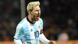 Un penal de Messi dona vida a l'Argentina davant Xile (AFA)
