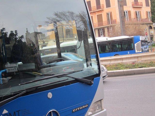 Autobús EMT Palma