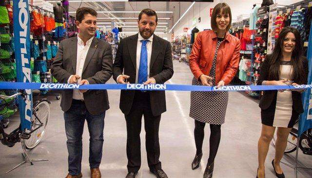 Decathlon abre en gand a su tienda 151 en espa a y crea 40 for Trabajar en decathlon madrid