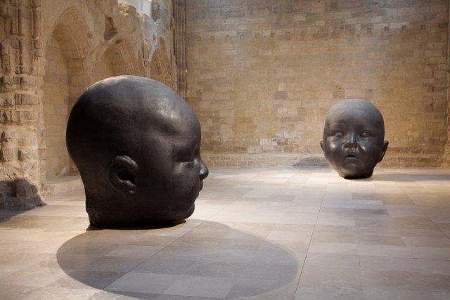 Realistas, en el Museo Patio Herreriano de Valladolid.
