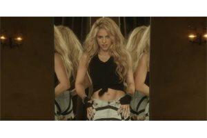 Shakira revela el nombre de la ganadora de una entrada VIP para ver al F.C. Barcelona por bailar 'Chantaje'