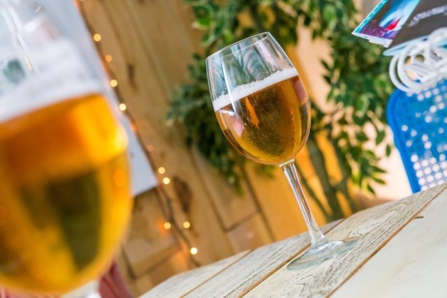 Caña de cerveza, bebida, España