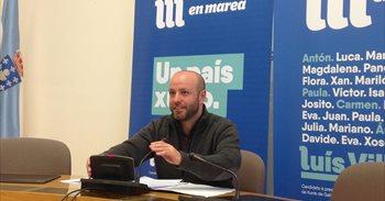 Villares (En Marea) insiste en pedir unha comisión de investigación sobre...