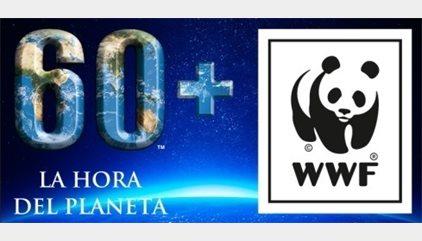 Más de 150 empresas participan este 25 de marzo en España en 'La Hora del Planeta' de WWF