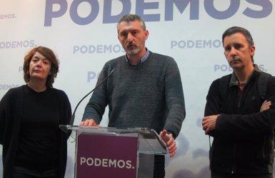 """Podem donarà suport a la moció de censura de PSOE a Múrcia i creu que aquesta és la """"prova de foc"""" d'Albert Rivera (EUROPA PRESS)"""