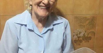 'Abuelachicha', la argentina que arrasa en Instagram a los 90 años