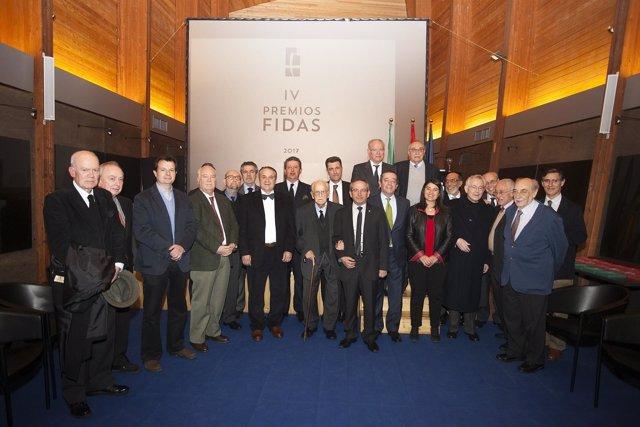 Fidas entrega sus iv premios con diputaci n de sevilla - Colegio de arquitectos sevilla ...