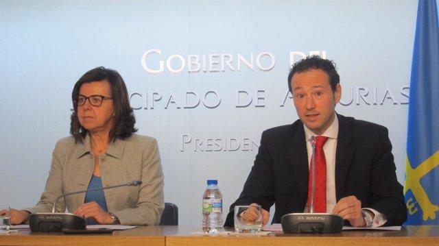 María Jesús Álvarez y Guillermo Martínez