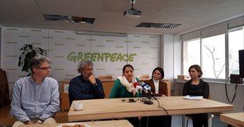 Greenpeace homenajea a Berta Cáceres: Un activista muere cada dos días en...