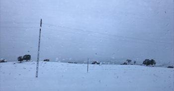 Alerta por nevadas en CyL