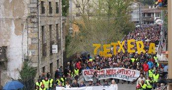 L'Audiencia de Navarra nun considera terrorismu l'agresión d'Alsasua
