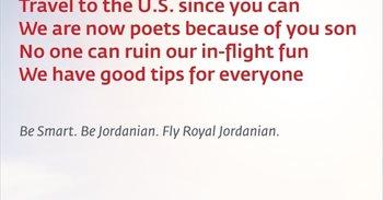 Las compañías aéreas de Oriente Medio responden con humor a las...