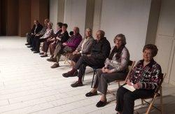 El Lliure recupera els records de deu ancians en una obra de La compagnie des Hommes (TEATRE LLIURE)