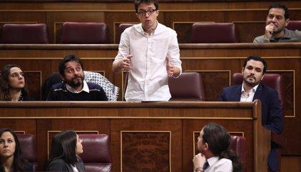 """Los 'errejonistas' se mantienen al margen de la batalla contra """"la trama"""" de Iglesias"""