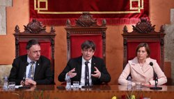 Puigdemont assegura que Catalunya
