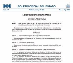 Balears, Catalunya i València acorden demanar al Govern espanyol que financi la traducció del BOE al català (EUROPA PRESS)
