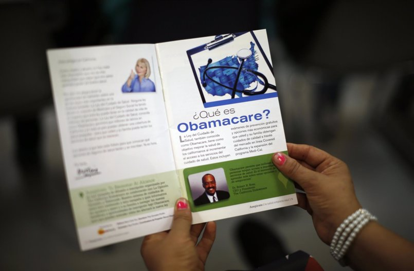 Trump culpa a los demócratas del fracaso a la hora de aprobar la ley que buscaba poner fin al 'Obamacare'