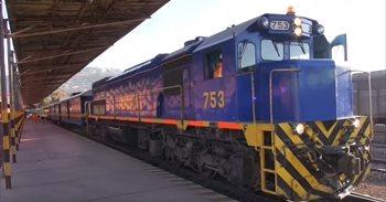 FOTOS/ ¿Has visto el tren más lujoso del mundo?