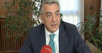 """De Andrés afirma que el 8 de abril se producirá el """"desarme por..."""
