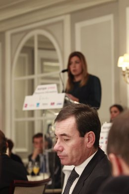 Tomás Gómez y Susana Díaz