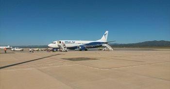 El aeropuerto de Castellón retoma los vuelos a Bristol y amplía su...