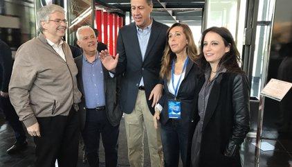 """Dolors Montserrat reivindica el PP com a garant de la lluita contra el """"monstre separatista"""""""