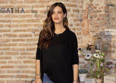 Sara Carbonero, orgullosa de su familia