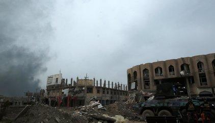 El Ejército iraquí detiene el avance en Mosul por las numerosas bajas que ha causado en la población civil