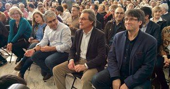 Carles Puigdemont augura una venganza del Estado si Catalunya no logra...
