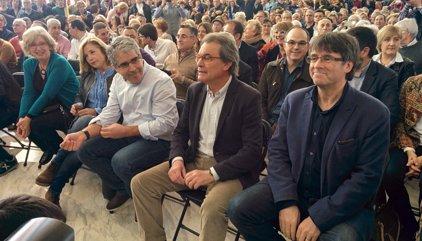 Carles Puigdemont augura una venganza del Estado si Catalunya no logra independizarse